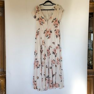 Free People Dresses - Flowery Dress